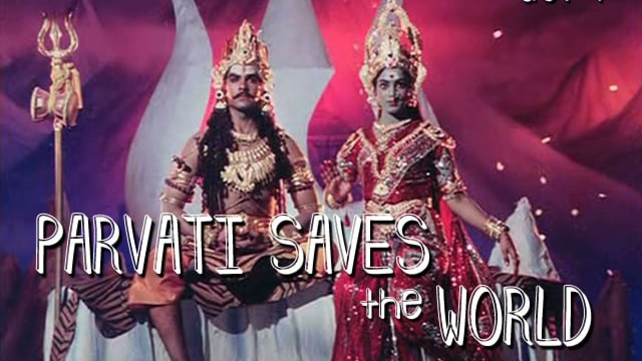 Parvati Saves the World, Act1