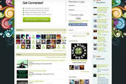 Web420.com Psychedelic Social Network