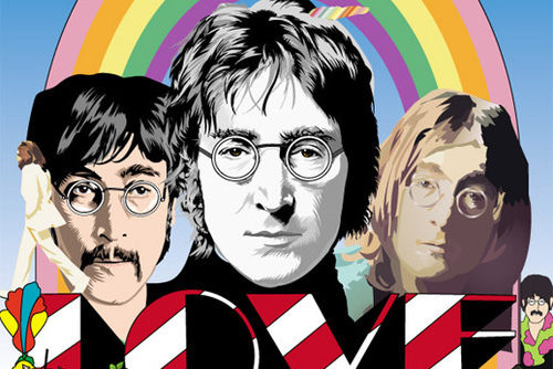 The Psychedelic Beatles