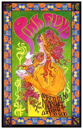 Psychedelic Pink Floyd s